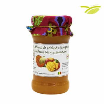 Confiture de Mangue Melon
