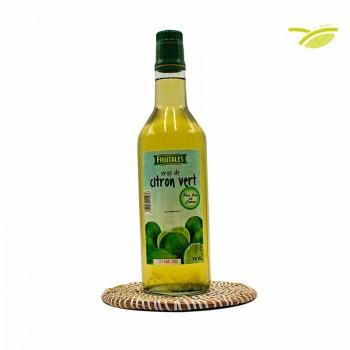 Sirop de Citron Vert