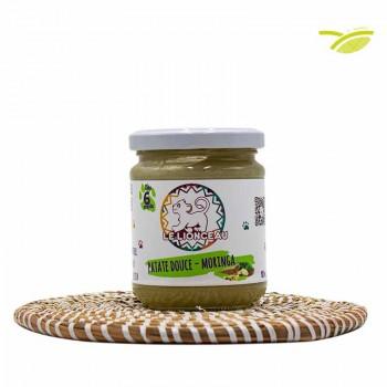Purée Patate douce-Moringa GF
