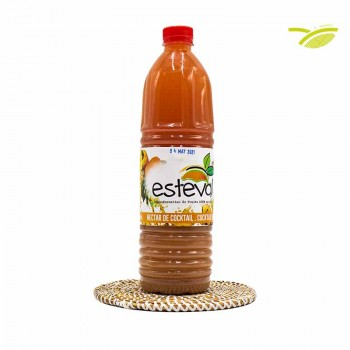 COCKTAIL GINGEMBRE ANANAS 1L