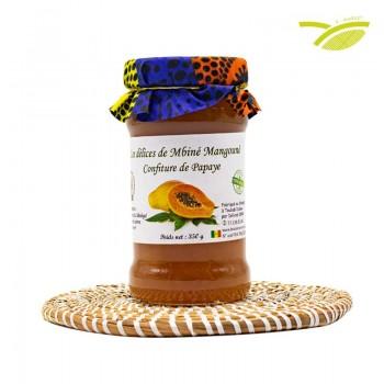 Confiture de papaye LDMM