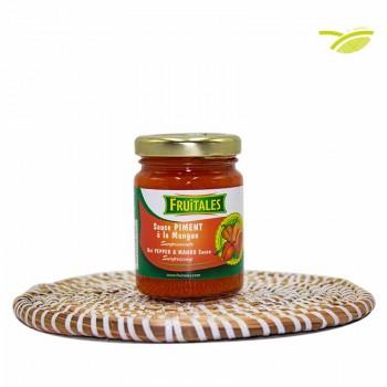 Sauce piment à la Mangue 200g