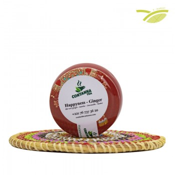 Thé Happyness Ginger 60G