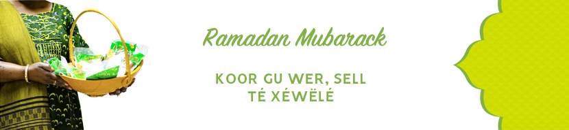 Paniers Ramadan